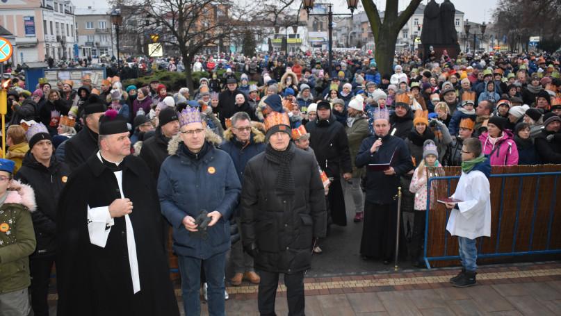 Orszak Trzech Króli w Sochaczewie 2020