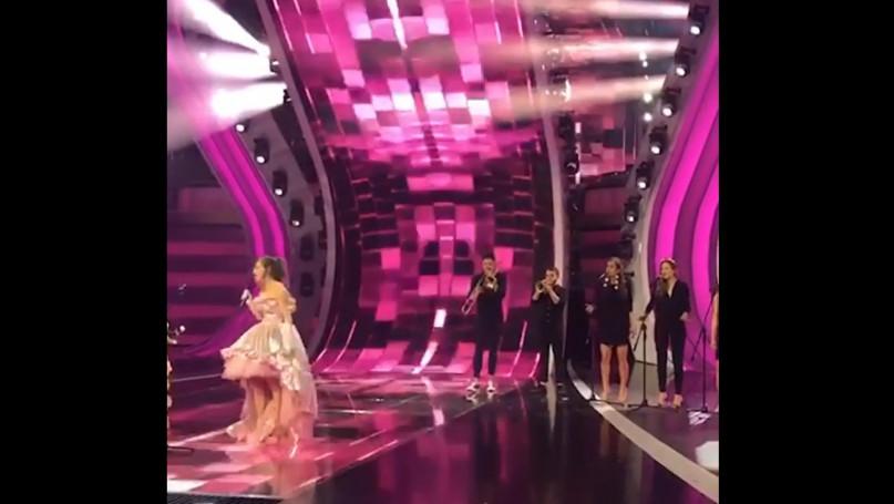 Występ Darii Kobiereckiej w Opolu