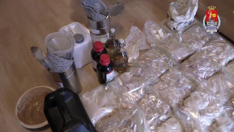 20-latek z narkotykami za 3,5 miliona złotych zatr