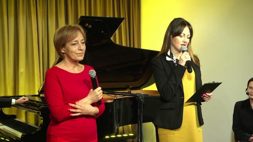 Koncert CHOPIN MUZYKA POEZJA Sanniki 11.04.2021