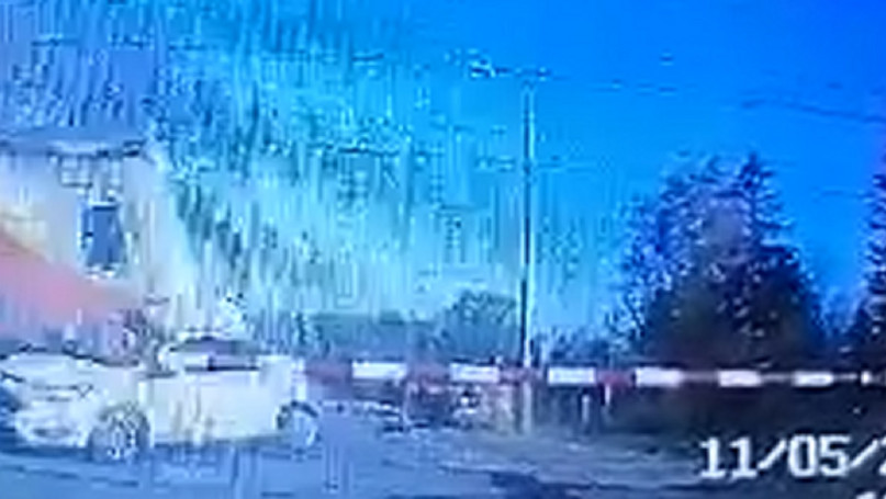 Wypadek w Radziwiłłowie Mazowieckim